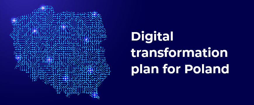 Digital transformation plan for Poland